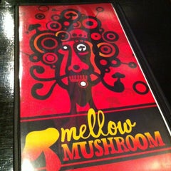 Photo taken at Mellow Mushroom by Vincent C. on 9/5/2012