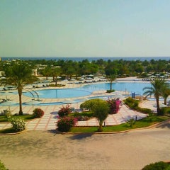Photo taken at Sonesta Pharaoh Beach Resort by Ben Junior G. on 9/15/2011
