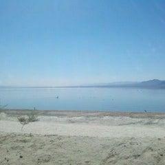 Photo taken at Salton Sea State Recreation Area by Mat O. on 3/3/2012