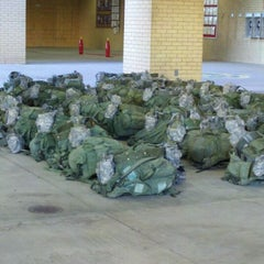 Photo taken at Fort Sill by Jason F. on 8/20/2011