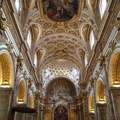 Photo taken at Chiesa di San Luigi dei Francesi by Tony Anna M. on 5/28/2012