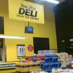 Photo taken at Food 4 Less by Marisol S. on 9/30/2011