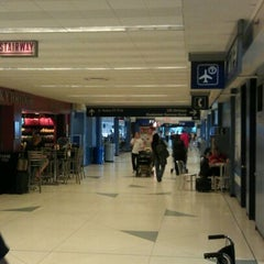 Photo taken at Concourse F by @MisterHirsch on 8/30/2011
