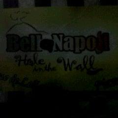 Photo taken at Pizzeria Italiana Bella Napoli by Owe V. on 12/15/2011
