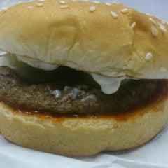 Photo taken at Burger King by Simon P. on 12/15/2011