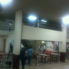 Photo taken at Terminal Rodoviário de Ouro Preto by Jeferson P. on 4/26/2011