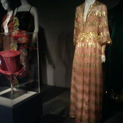 Photo taken at Museum at the Fashion Institute of Technology (FIT) by Iyetade O. on 3/30/2012