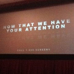 Photo taken at Oak Harbor Plaza Cinema 3 by Krista on 7/2/2012