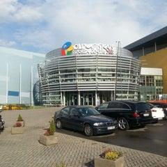 Photo taken at Olimpiskais sporta centrs by Maris P. on 9/11/2012