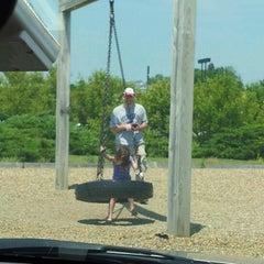 Photo taken at Ramada Williamsburg and Wasserbahn Waterpark Resort by Debbie F. on 6/24/2012