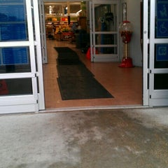 Photo taken at Walmart Supercenter by Courtney O. on 1/10/2012