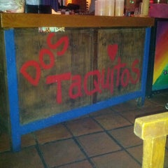 Photo taken at Dos Taquitos by Montinique W. on 7/6/2012