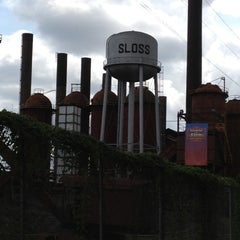 Photo taken at Sloss Furnaces National Historic Landmark by James L. on 8/5/2012