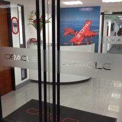 Photo taken at Oracle de Venezuela by Carlos S. on 7/9/2012