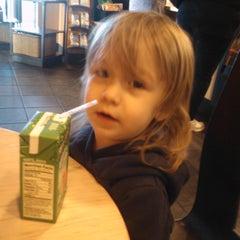 Photo taken at Starbucks by john b. on 1/11/2012