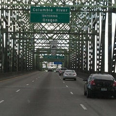 Photo taken at Oregon/Washington Border by Ray G. on 8/23/2011