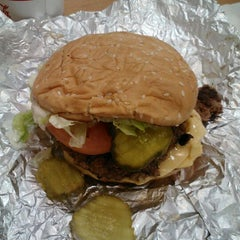 Photo taken at Five Guys by Eric on 4/15/2012