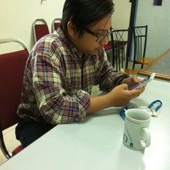Photo taken at Wisma Celcom (MHS), PJ by Firdaus J. on 5/21/2012