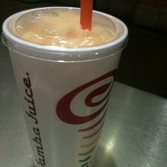 Photo taken at Jamba Juice by Tricia Mae on 7/27/2012