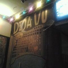 Photo taken at Deja Vu Restaurant And Bar by Michael M. on 2/17/2012