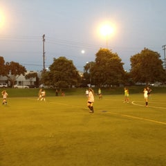 Photo taken at Parras Field by Brad W. on 8/31/2012