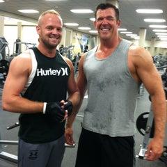 Photo taken at LA Fitness by John K. on 6/21/2012