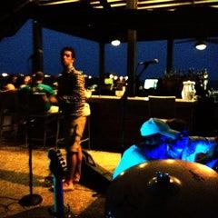 Photo taken at Blu Restaurant & Bar by Jake W. on 6/9/2012