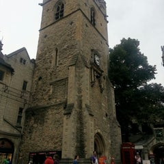 Photo taken at Carfax Tower by John H. on 8/21/2012