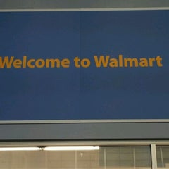 Photo taken at Walmart Supercenter by Janna L. on 5/7/2012