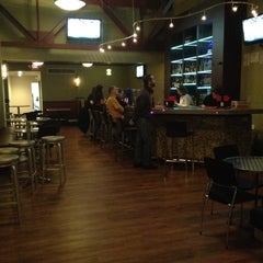 Photo taken at The Shot Bar by Kaylie B. on 2/22/2012