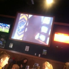 Photo taken at Buffalo Wild Wings by Ric K. on 4/14/2012