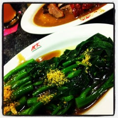 Photo taken at MK (เอ็มเค) by Joobjang Z. on 4/1/2012