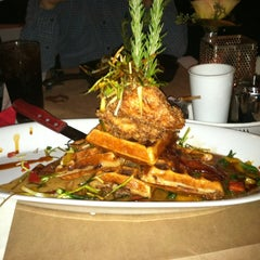 Photo taken at Hash House a Go Go by Hue L. on 2/18/2012