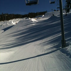 Photo taken at A51 Terrain Park by Kenzie L. on 2/24/2012
