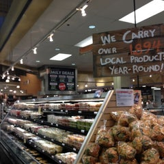 Photo taken at Whole Foods Market by Rebecca P. on 8/1/2012