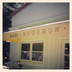 Photo taken at Bouchon Bakery by TheYumYum F. on 6/1/2012