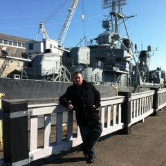 Photo taken at USS Cassin Young by Korey K. on 2/18/2012