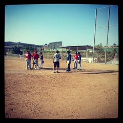 Photo taken at Sweetwater Valley Little League by Yvonne H. on 5/30/2012