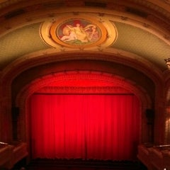 Photo taken at Paramount Theatre by Yahel J. on 8/3/2012