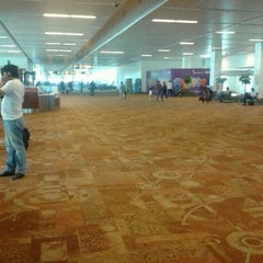 Photo taken at Jet Airways Checkin by Apoorv on 5/3/2012