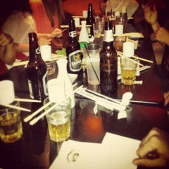 Photo taken at Fusion Sushi by Erin J. on 7/20/2012