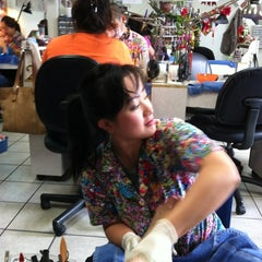 Photo taken at Judy's Nail Salon by Charissa D. on 5/4/2012