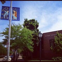 Photo taken at Alumni Memorial Union (AMU) by Father M. on 7/25/2012