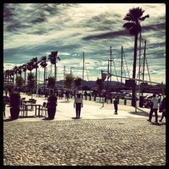 Photo taken at Muelle Uno by Lucas on 4/21/2012