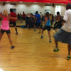 Photo taken at 24 Hour Fitness by Nasara G. on 8/2/2012