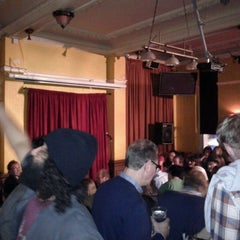 Photo taken at The Comedy Pub by Dan W. on 12/30/2011