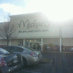 Photo taken at Michaels by Faye H. on 1/31/2012