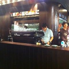 Photo taken at Fuel Espresso by Marius I. on 1/25/2012