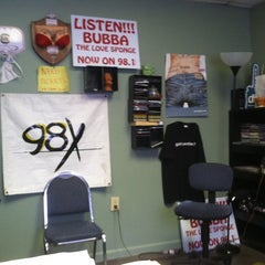 Photo taken at My 98 Rock by Ashley C. on 3/20/2012
