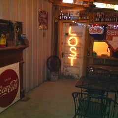 Photo taken at The Lost Pizza Co. by Brooks R. on 8/17/2011
